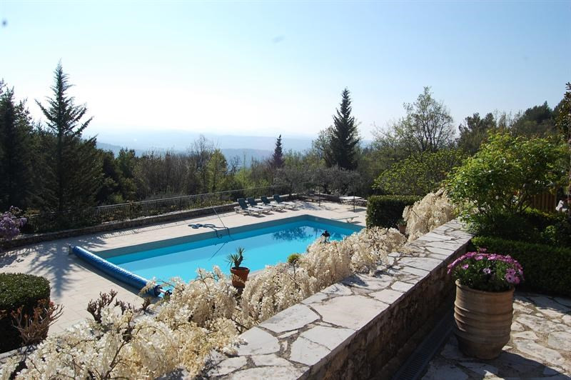 Vente de prestige maison / villa Le canton de fayence 1550000€ - Photo 8