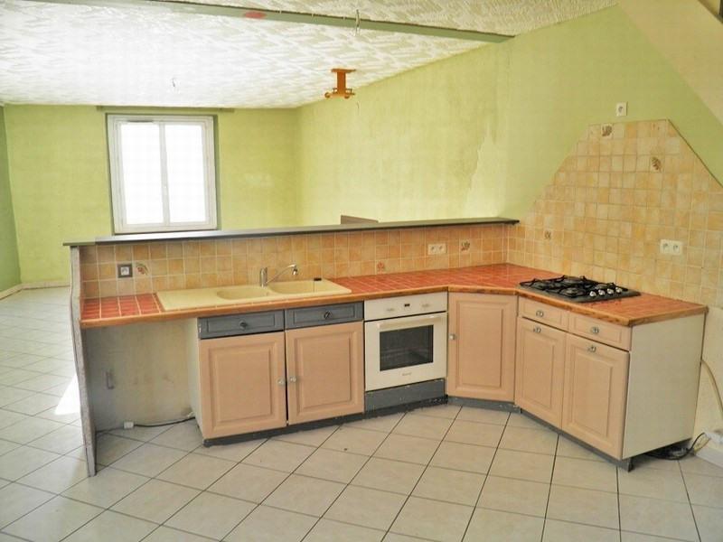 Sale house / villa St christophe et le laris 99000€ - Picture 1