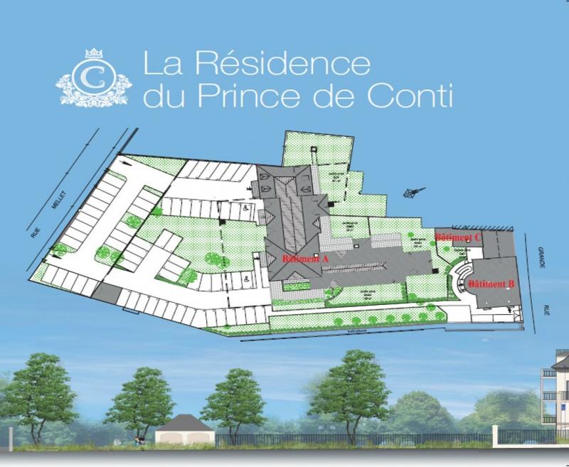R sidence du prince de conti programme immobilier neuf l - La residence eb par replinger hossner architects ...