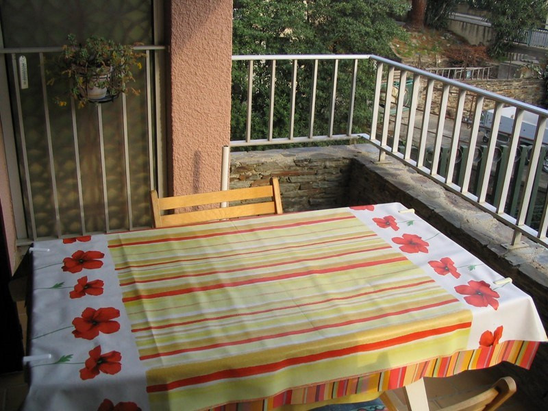Location vacances appartement Collioure 209€ - Photo 1