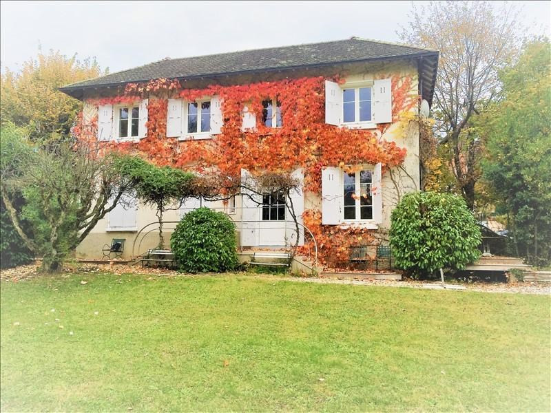 Sale house / villa Tresserve 545 000€ - Picture 1