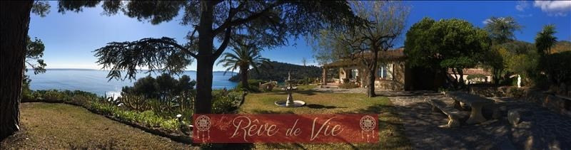 Deluxe sale house / villa Rayol canadel sur mer 2750000€ - Picture 2