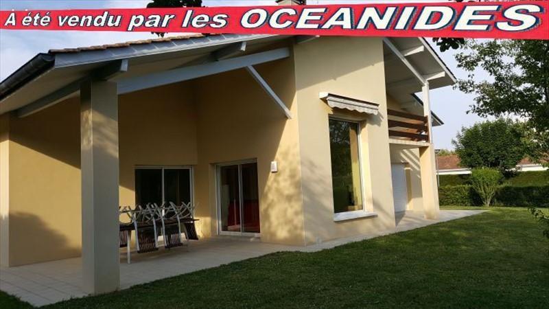 Vente maison / villa St martin de seignanx 498750€ - Photo 1