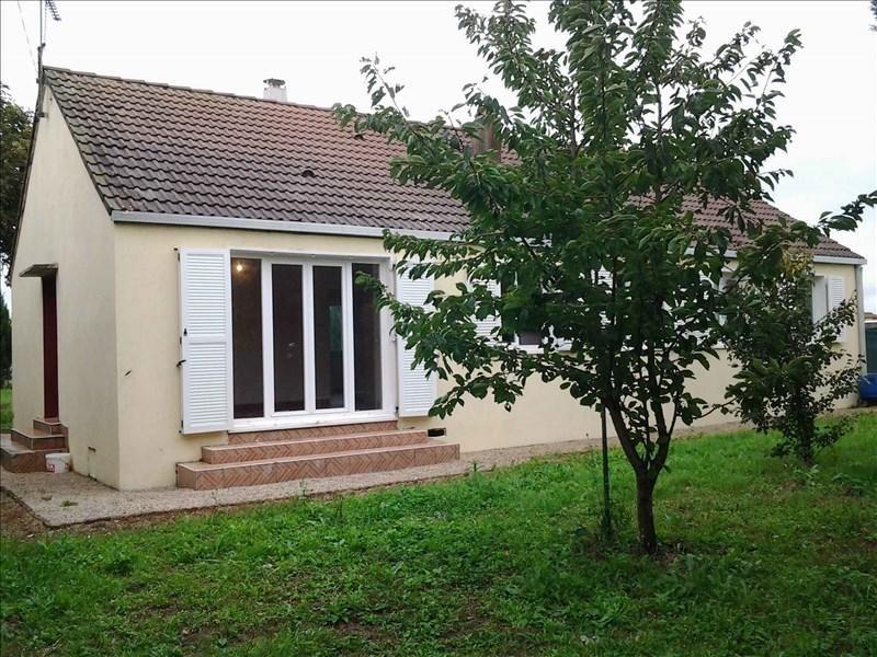 Sale house / villa Oucques 115000€ - Picture 1