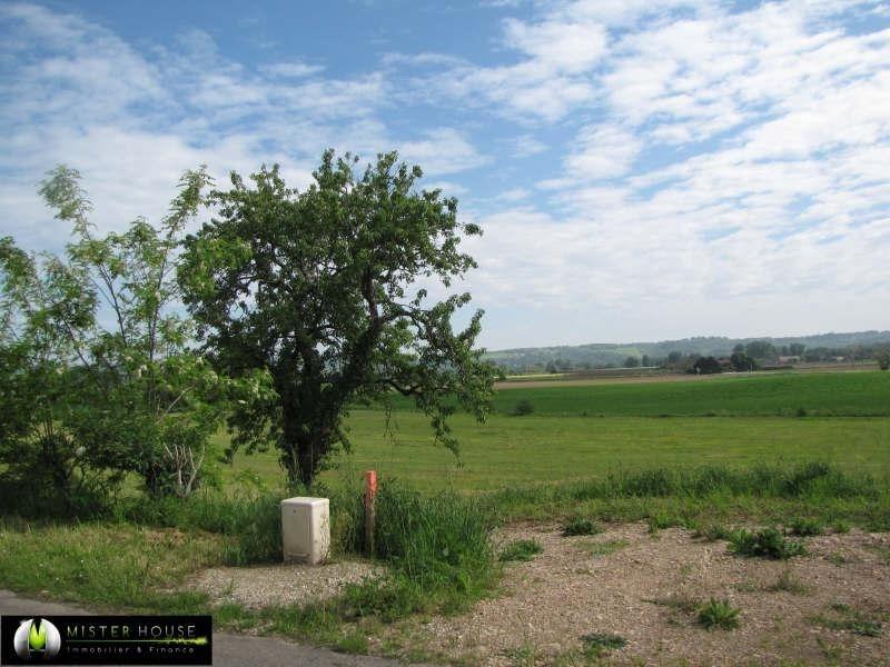 Verkoop  stukken grond Meauzac 55000€ - Foto 4