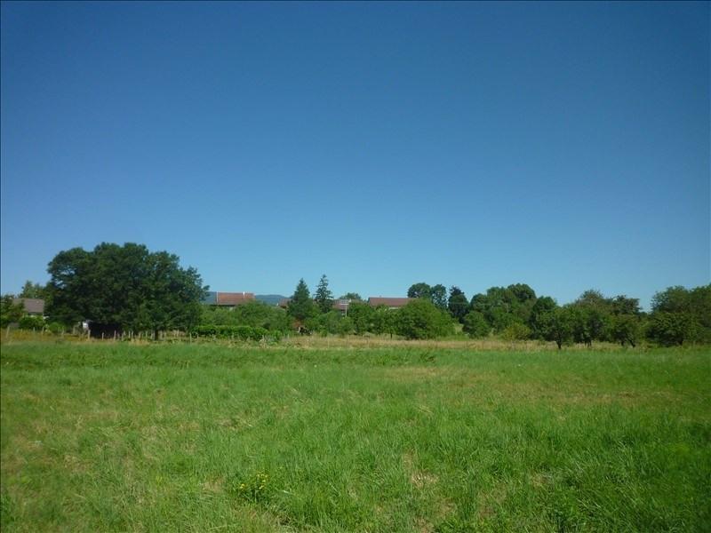 Vendita terreno Ceyzerieu 55000€ - Fotografia 1