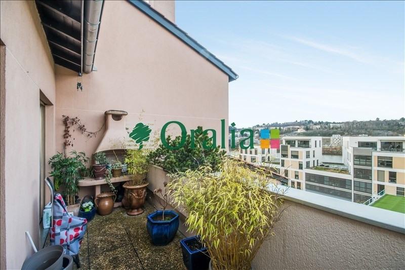 Vente de prestige appartement Lyon 4ème 530000€ - Photo 10