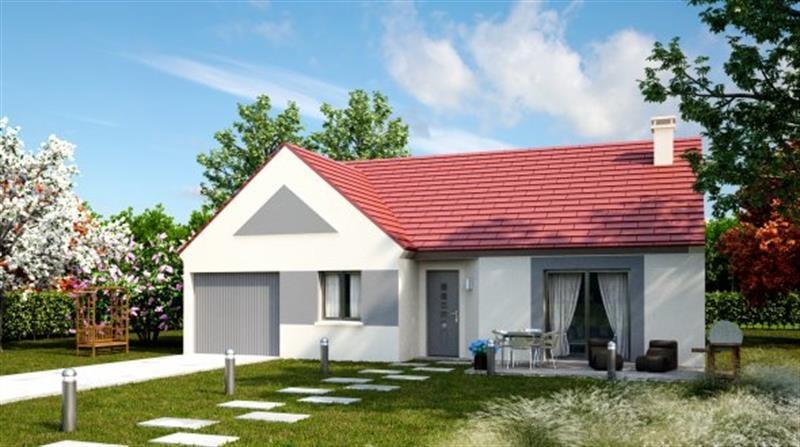 Maison  5 pièces + Terrain 460 m² Évin-Malmaison par MAISONS KERBEA