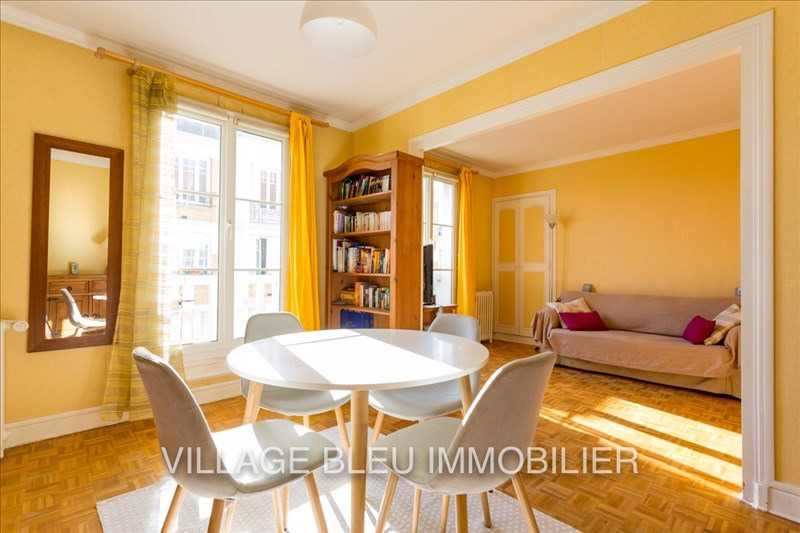 Sale apartment Asnieres sur seine 365000€ - Picture 2