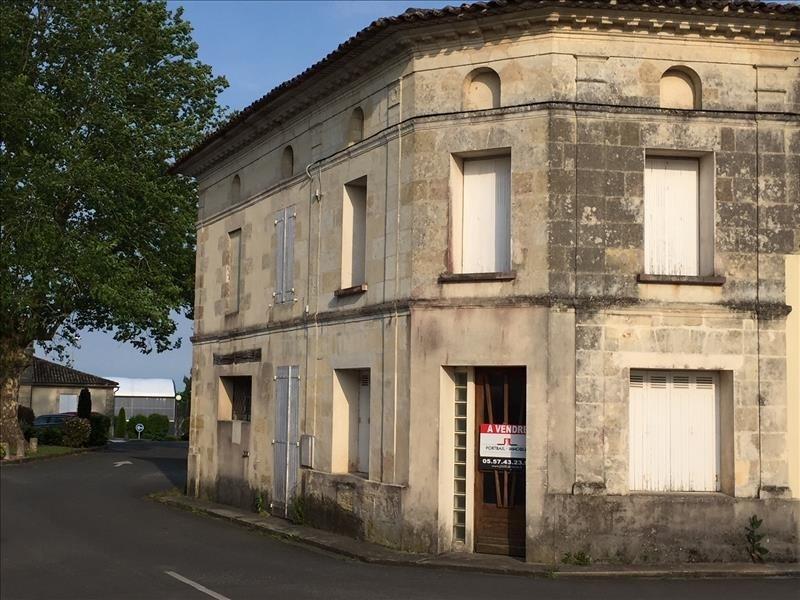 Sale house / villa Pugnac 99900€ - Picture 1