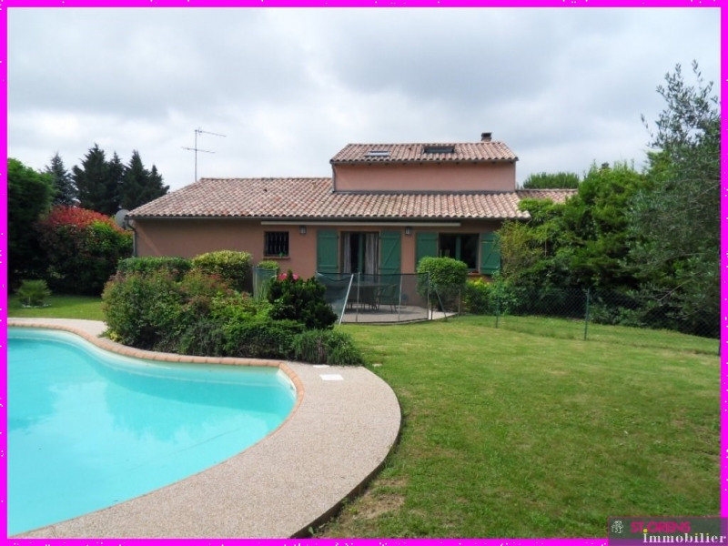 Deluxe sale house / villa Quint-fonsegrives 6 minutes 493000€ - Picture 1