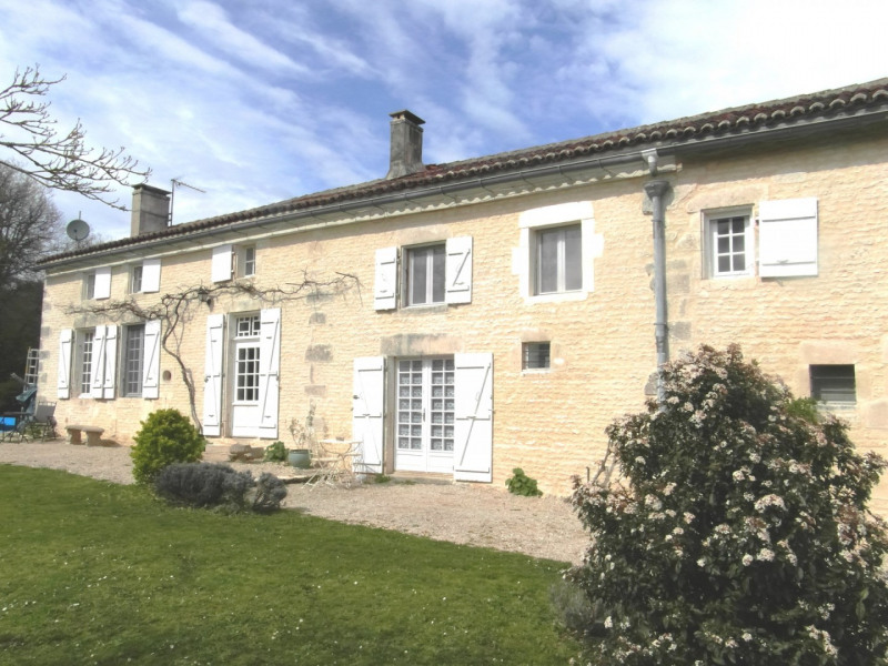 Sale house / villa Villiers couture 335 000€ - Picture 1