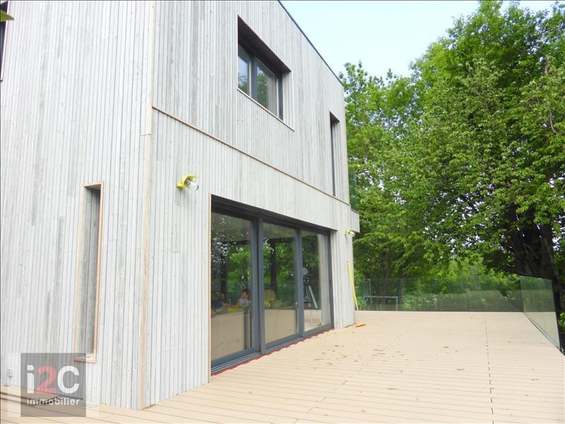 Affitto casa Echenevex 3900€ CC - Fotografia 3