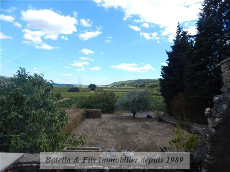 Sale house / villa Goudargues 421500€ - Picture 2