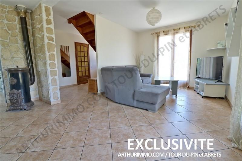 Sale house / villa La tour du pin 209000€ - Picture 2