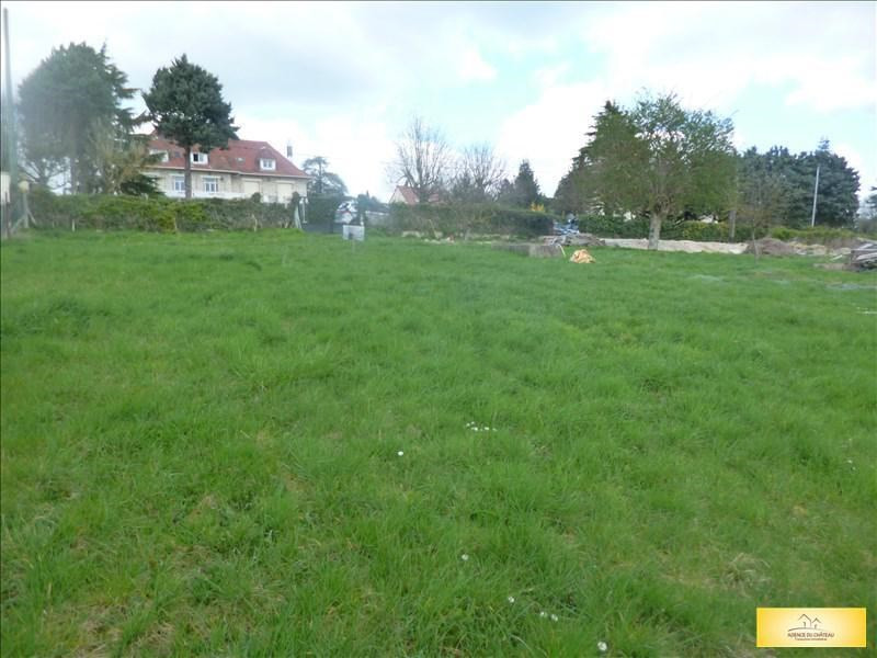Vente terrain Mousseaux sur seine 108 000€ - Photo 2