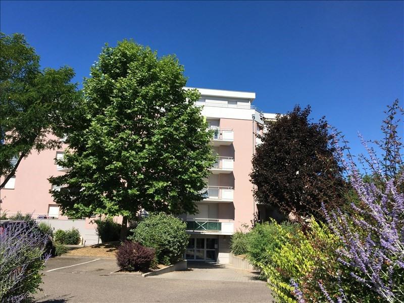 Location appartement Illkirch graffenstaden 437€ CC - Photo 1
