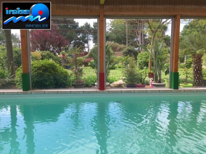 Deluxe sale house / villa Lannilis 373000€ - Picture 2