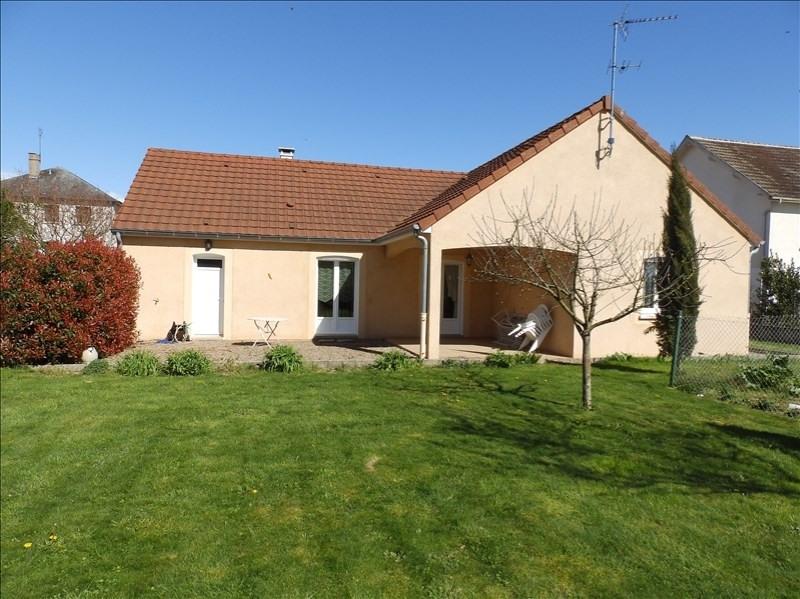 Vente maison / villa Dornes 169000€ - Photo 1
