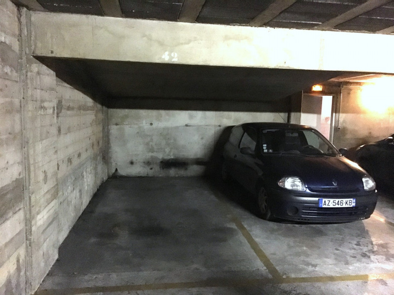 Rental parking spaces Paris 13ème 99€ CC - Picture 2