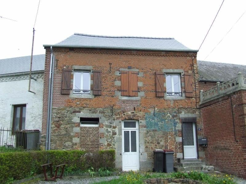 Sale house / villa Avesnes sur helpe 64600€ - Picture 1