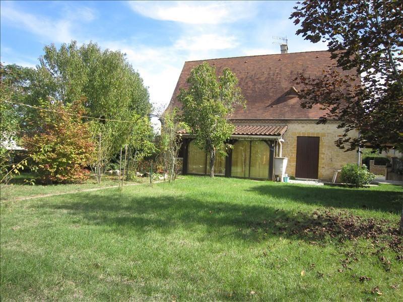 Vente maison / villa Siorac en perigord 232000€ - Photo 1