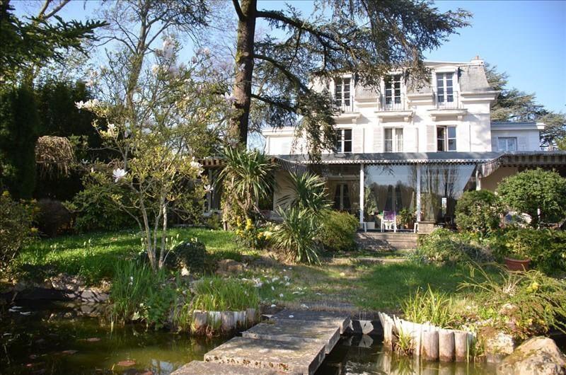 Vente de prestige maison / villa Croissy-sur-seine 1995000€ - Photo 2