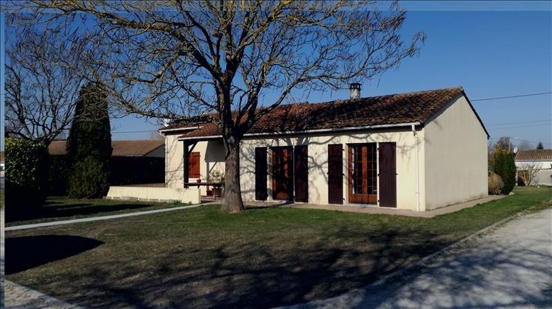 Location maison / villa St fort sur le ne 645€ CC - Photo 1