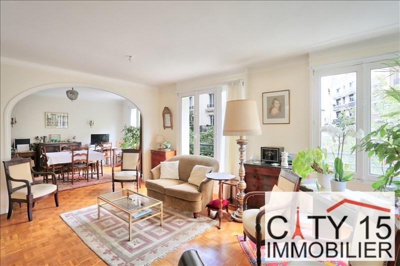 Venta de prestigio  apartamento Paris 15ème 1015000€ - Fotografía 1