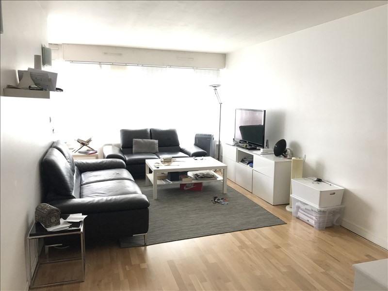 Venta  apartamento Courbevoie 413000€ - Fotografía 1