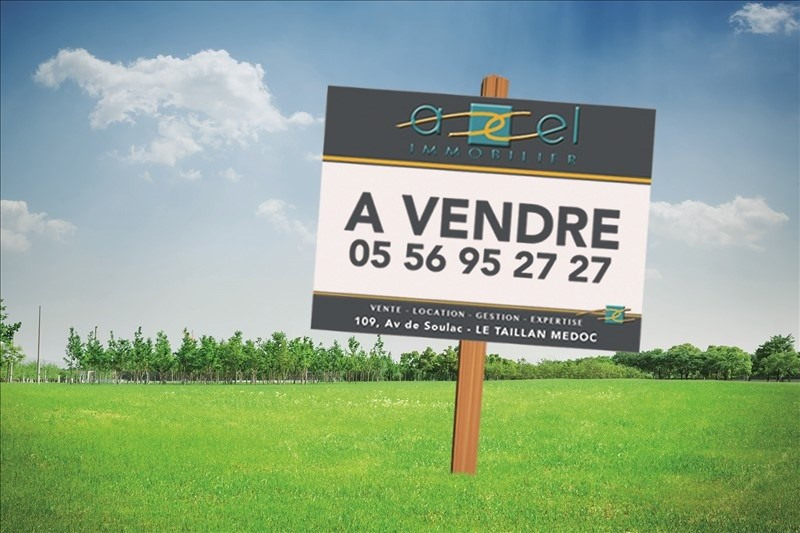 Sale site Gaillan 15000€ - Picture 1