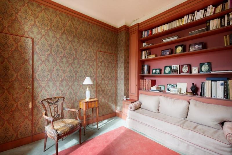 Revenda residencial de prestígio apartamento Paris 16ème 3300000€ - Fotografia 9