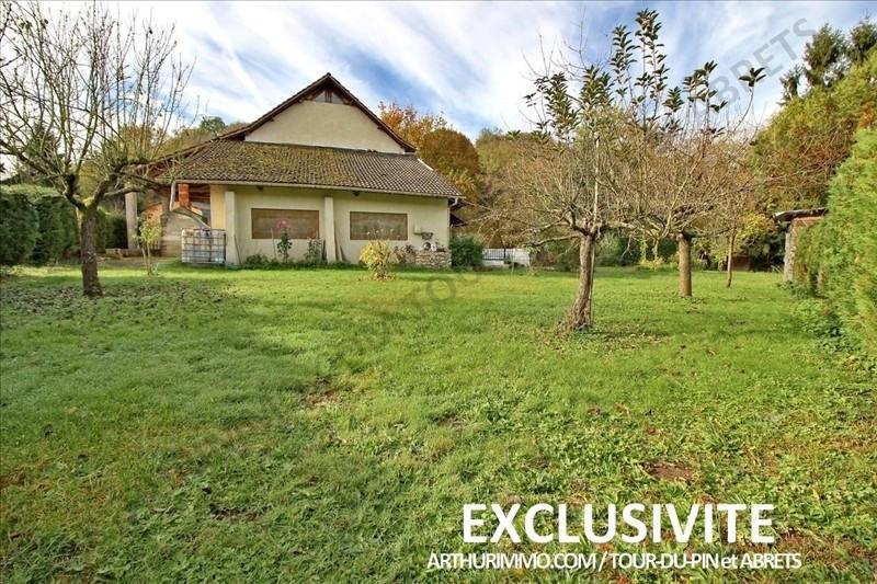 Vente maison / villa Les abrets 225000€ - Photo 9