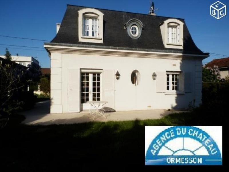 Vente maison / villa Ormesson sur marne 561 900€ - Photo 1