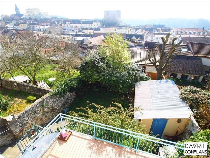 Vente maison / villa Conflans ste honorine 349500€ - Photo 2