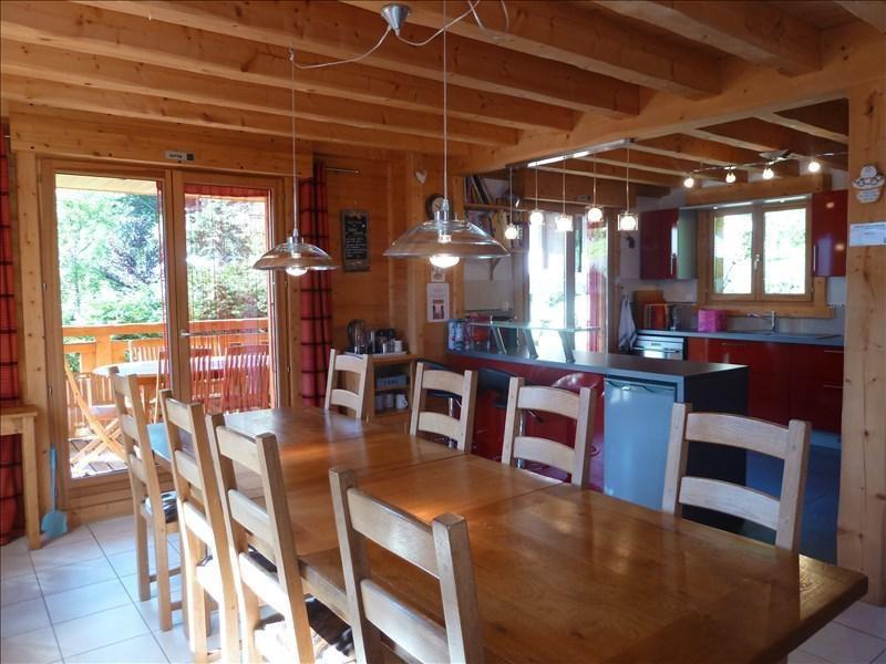 Verkoop van prestige  huis La cote d arbroz 879000€ - Foto 7