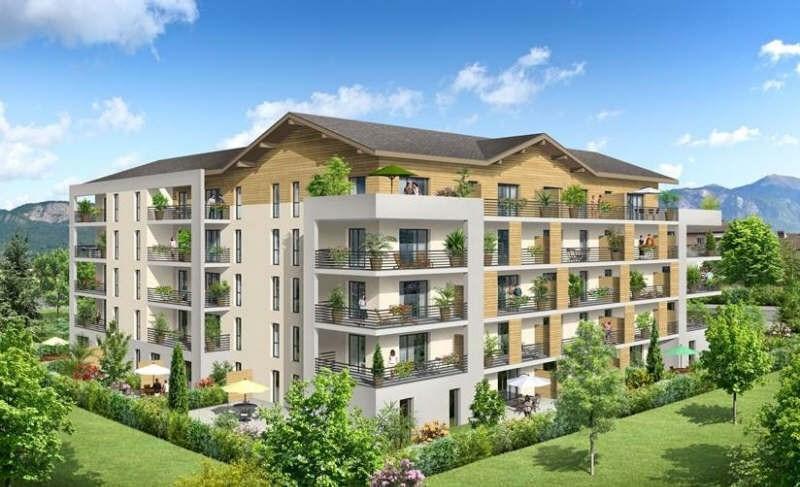 Verkoop  appartement St pierre en faucigny 272900€ - Foto 1