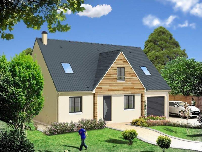 Maison  5 pièces + Terrain 660 m² Boos par RESIDENCES INTER ROUEN