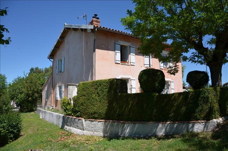 Vente maison / villa Cuq toulza (secteur) 148000€ - Photo 2