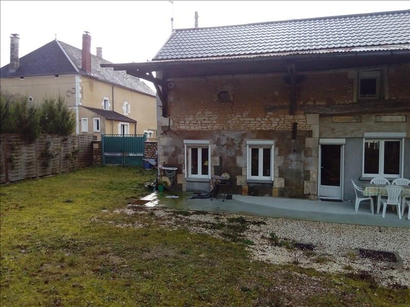 Sale house / villa Etais la sauvin 70000€ - Picture 10