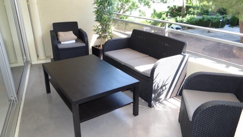 Location vacances appartement Cavalaire 800€ - Photo 5