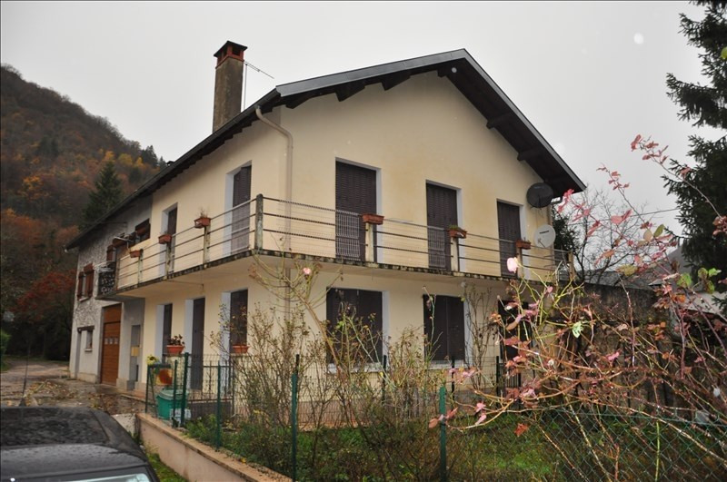 Vente maison / villa Dortan 168 000€ - Photo 1