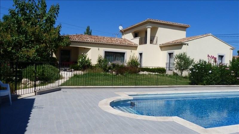 Verkoop van prestige  huis Carpentras 599000€ - Foto 1