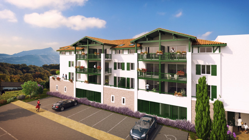 Vente appartement Ciboure 167000€ - Photo 5