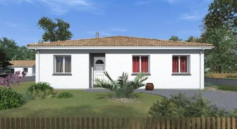 Maison  5 pièces + Terrain 503 m² Beautiran par TANAIS HABITAT