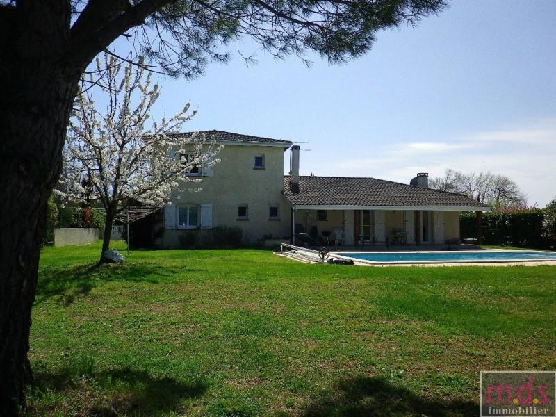 Deluxe sale house / villa Balma coteaux 670000€ - Picture 4