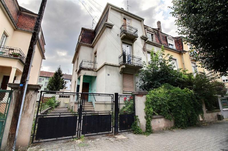 Sale apartment Strasbourg 291500€ - Picture 1
