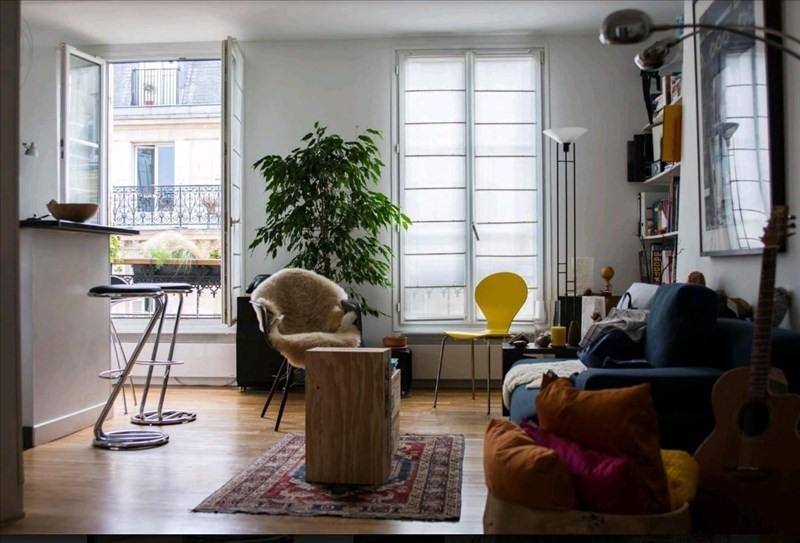Sale apartment Paris 5ème 628000€ - Picture 1