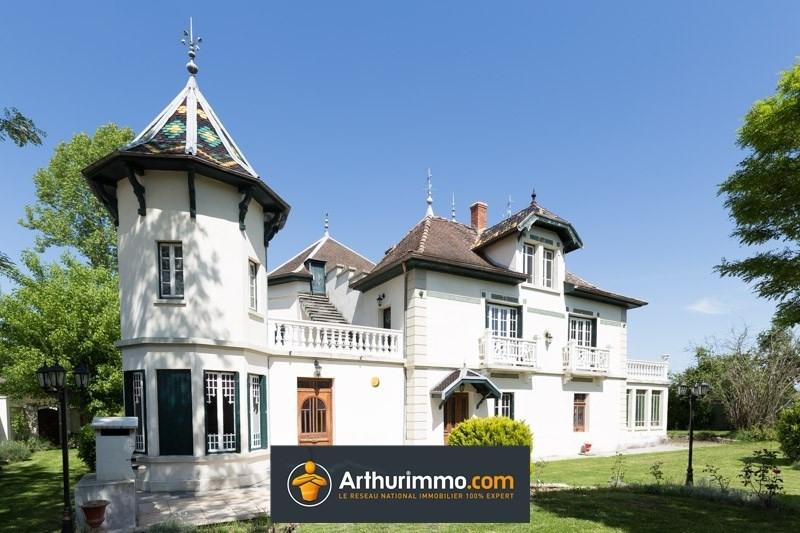 Vente maison / villa Morestel 439000€ - Photo 8