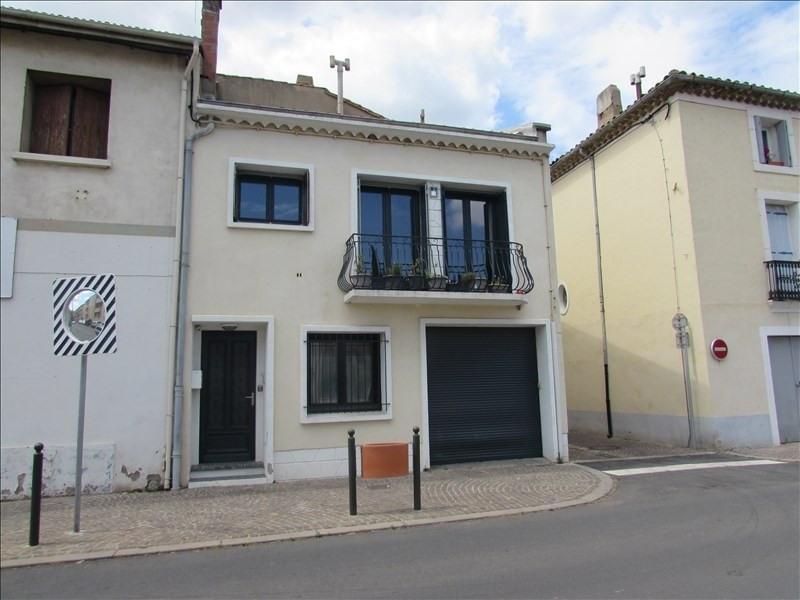 Vente maison / villa Villeneuve les beziers 142000€ - Photo 1